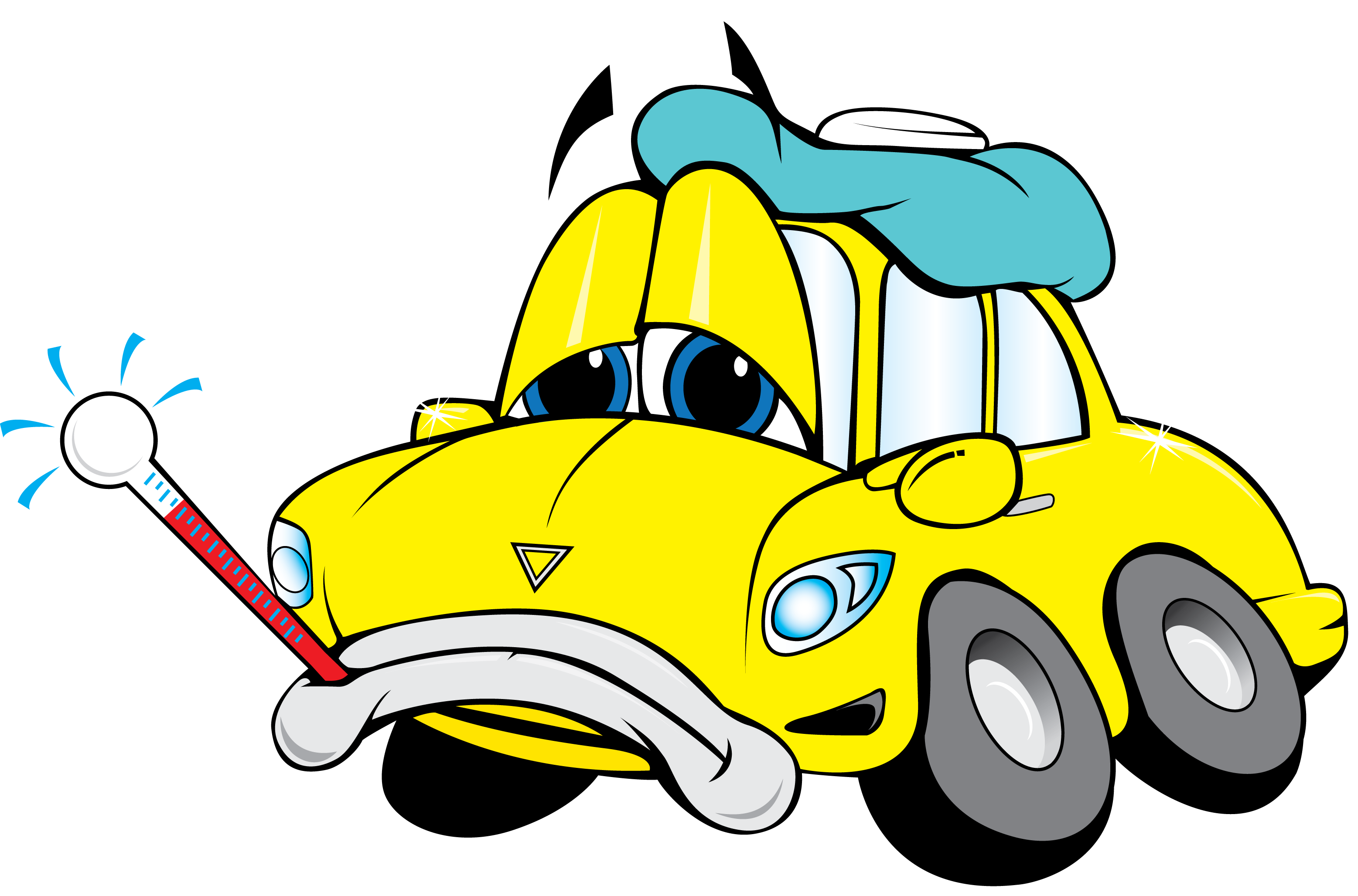 cartoon cars clipart - photo #12