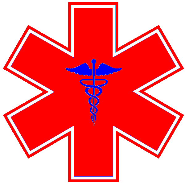 Red medical cross