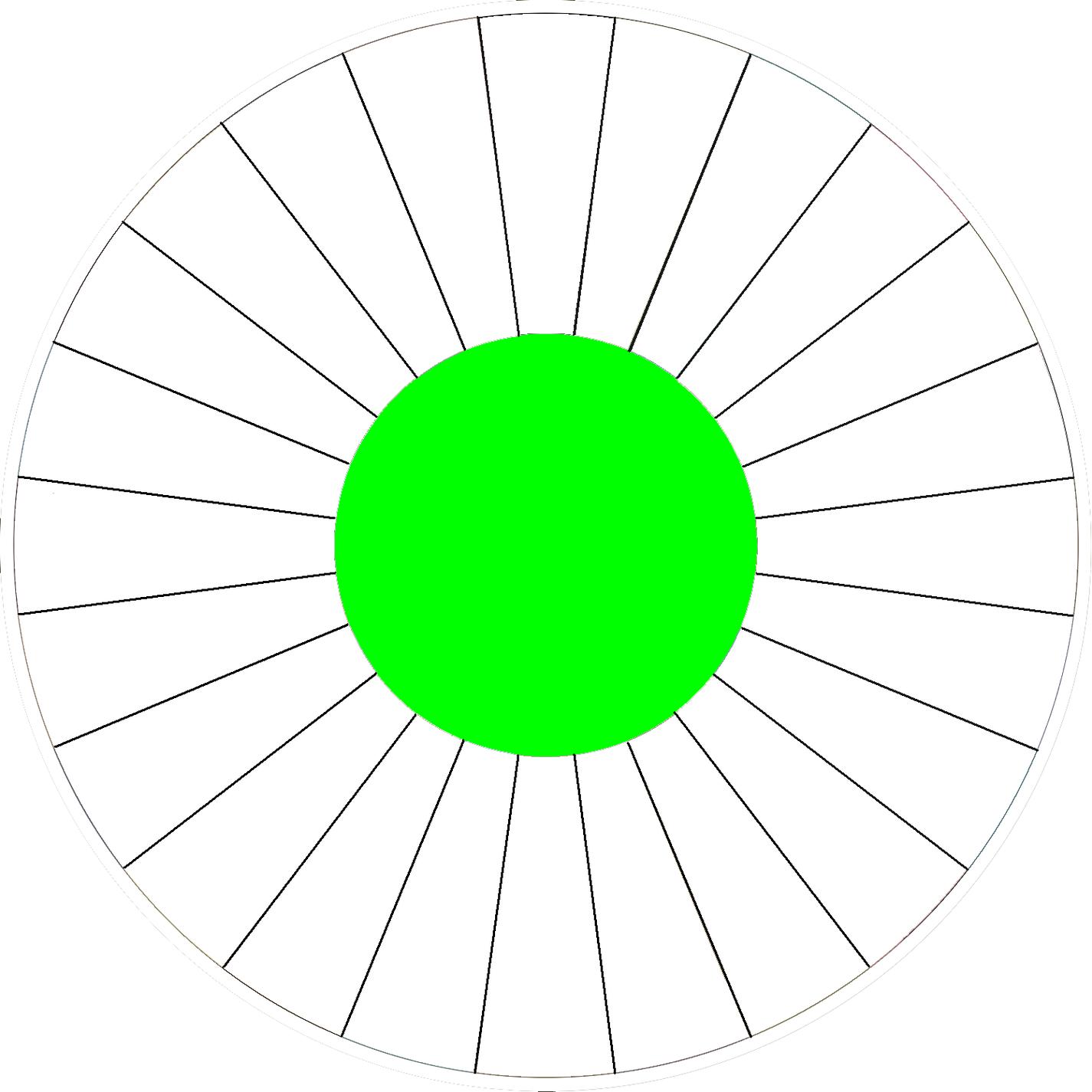 Wheel Of Life Template Blank Regarding Blank Performance Profile Wheel Template