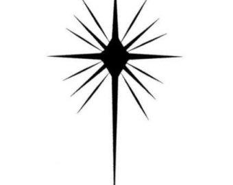 Bethlehem Star Clip Art - ClipArt Best