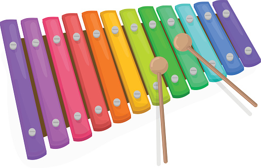 Clipart Xylophone - ClipArt Best
