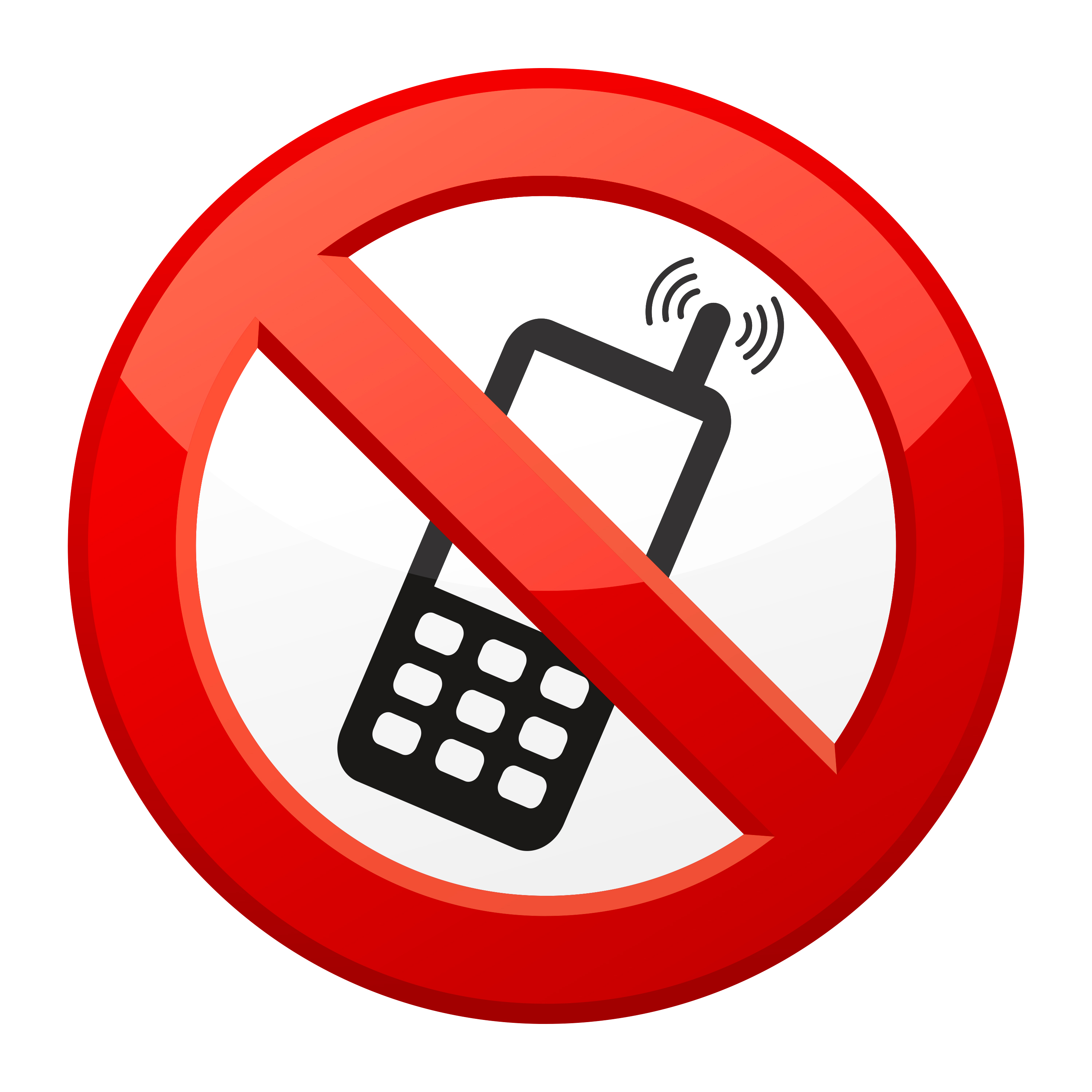 clipart cell phone use - photo #23