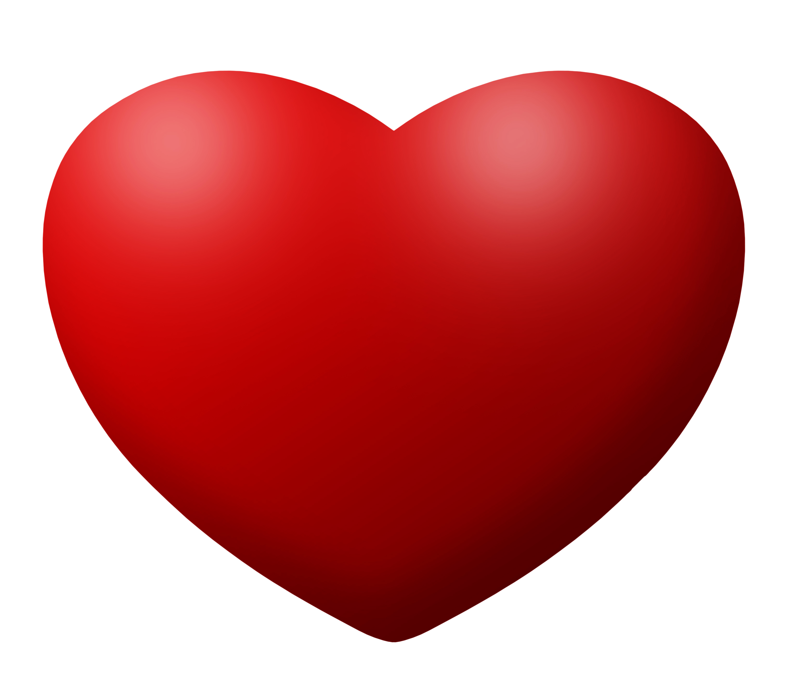 Love Heart Pic - ClipArt Best