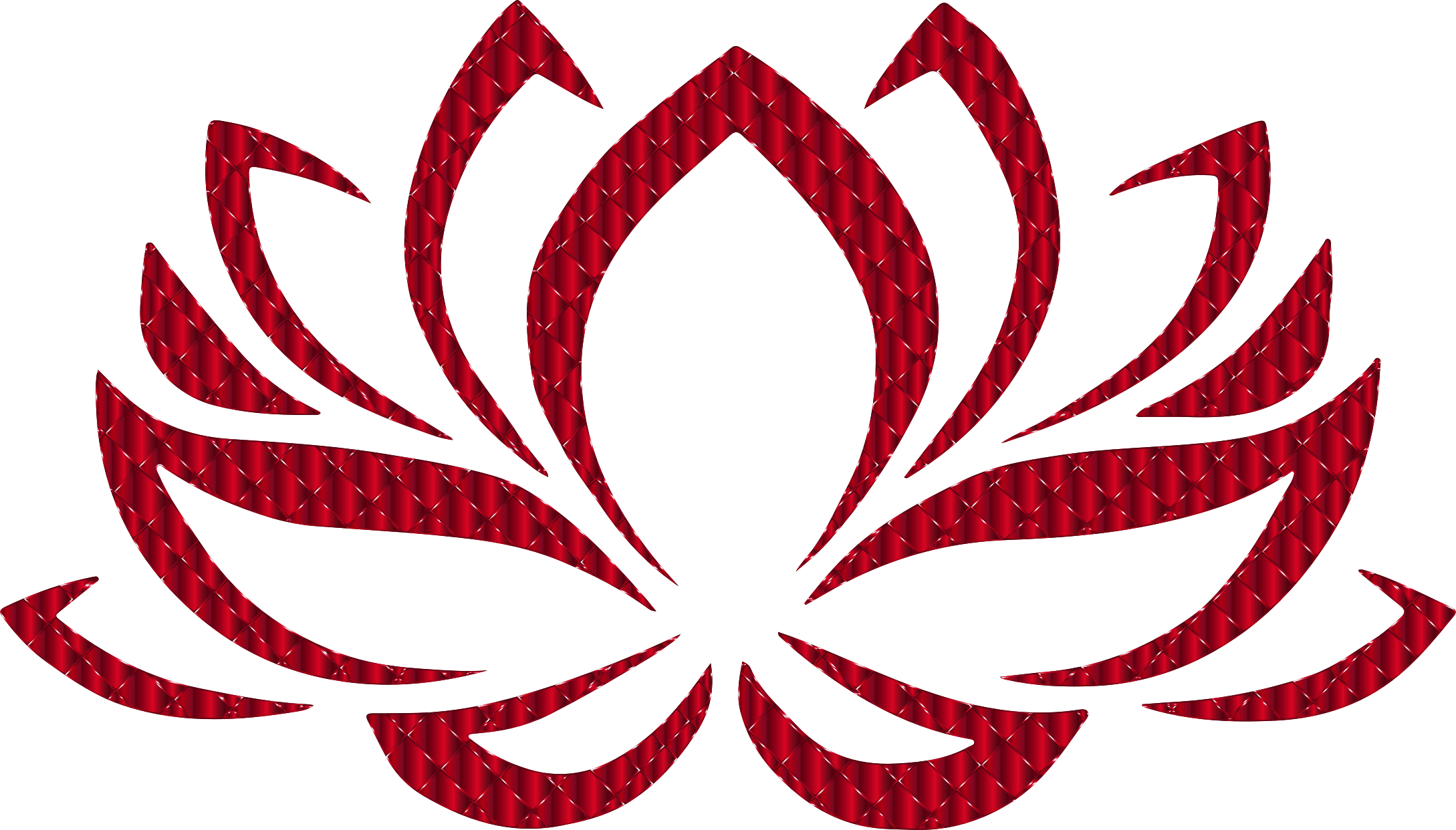 Red Lotus Flower Clipart Best