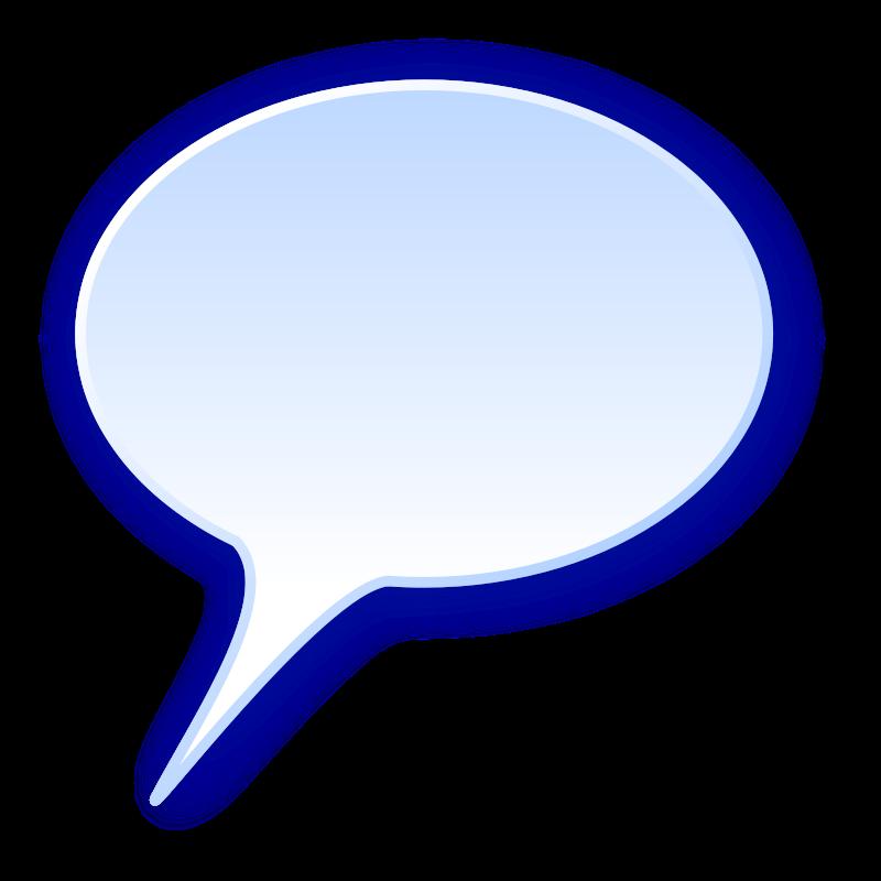 speech bubble png clip - photo #19