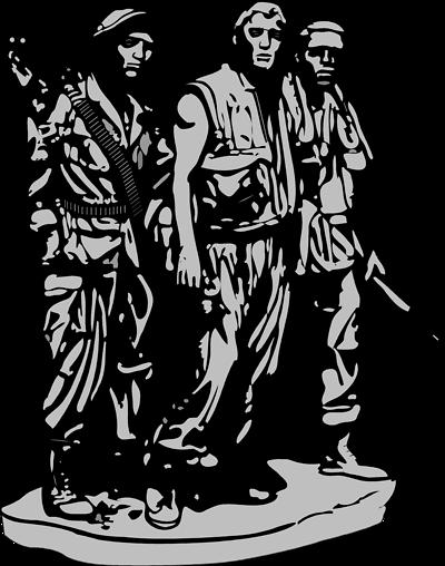 Vietnam War Clip Art