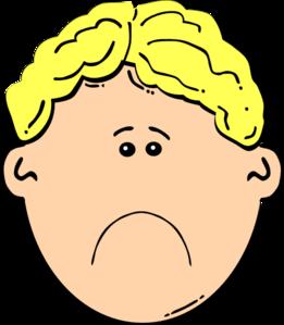 Sad Face Clip Art - ClipArt Best