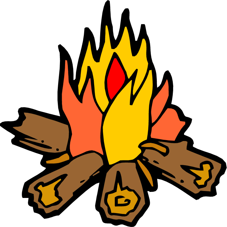 Campfire Picture - ClipArt Best