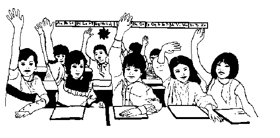 Students In Classroom - ClipArt Best