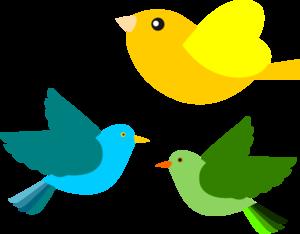 Soaring Bird Clipart - ClipArt Best