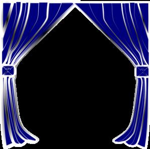 Curtains clip art vector clip art online royalty free public