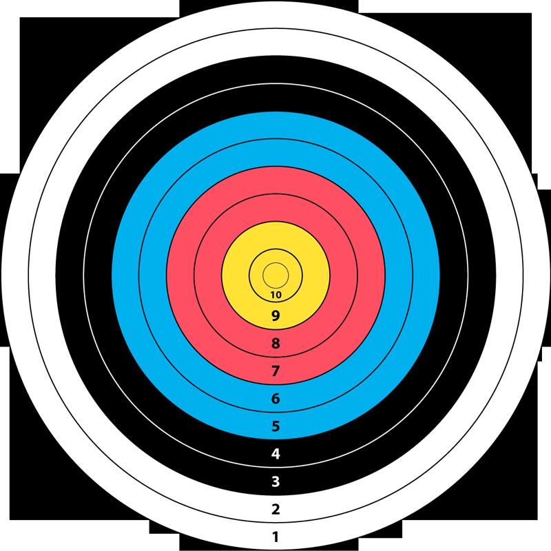 Bullseye Target Shooting Advanced Target Shooting New