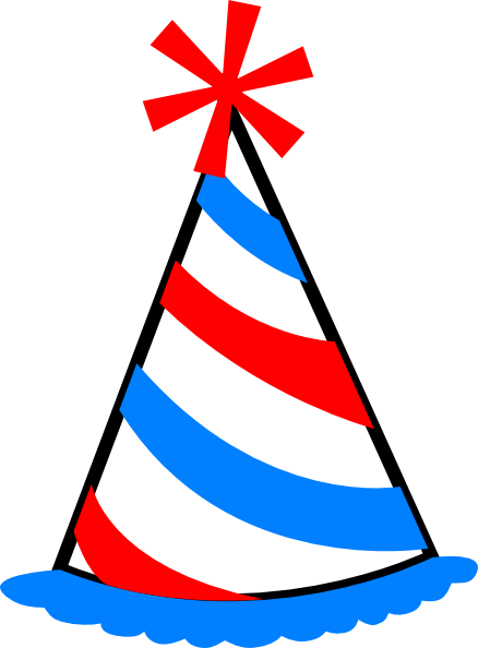 Party Hat Clip Art - ClipArt Best