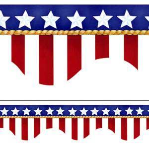 American Flag Borders - ClipArt Best