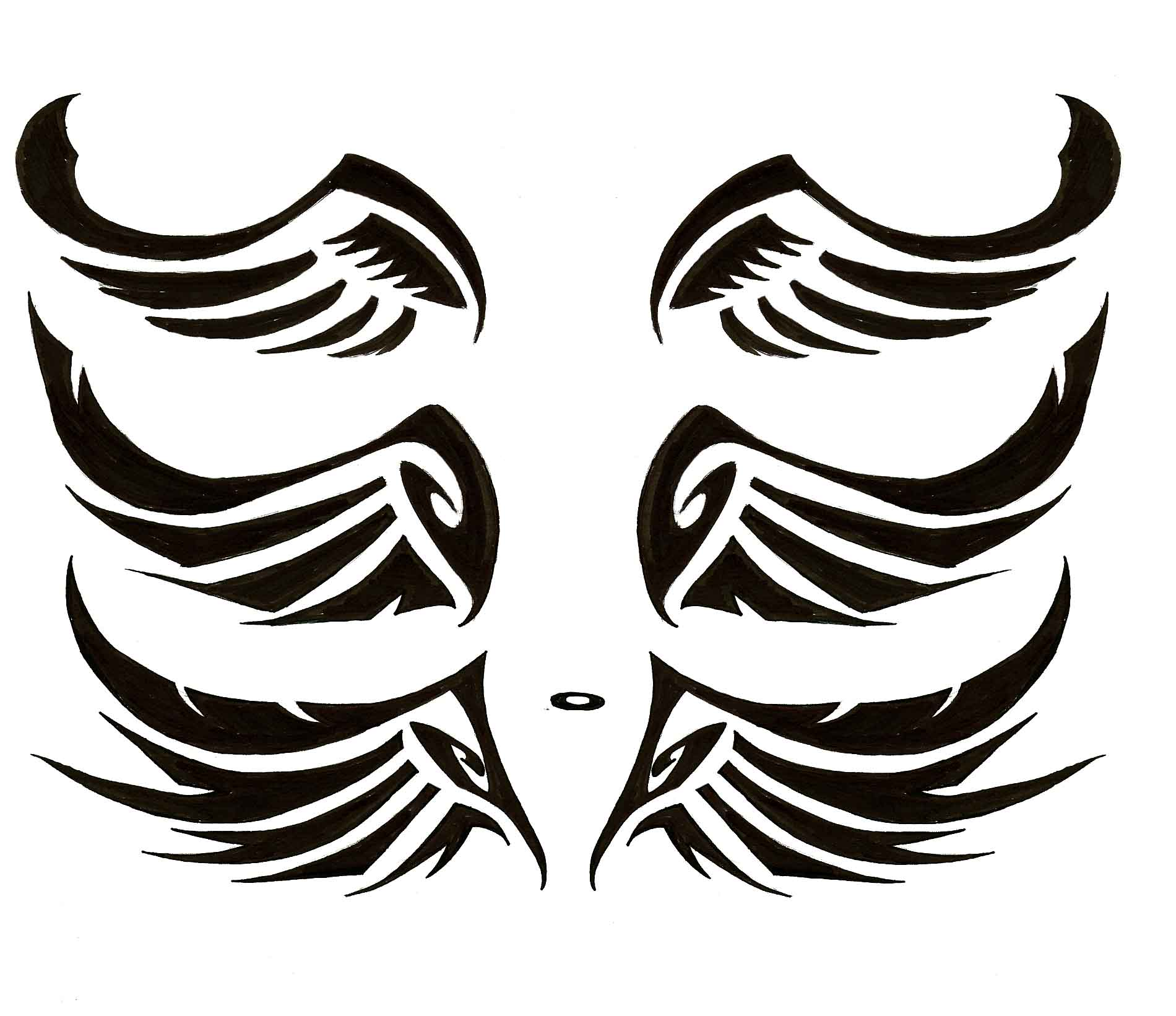 Wings Free Vector Art  4266 Free Downloads  Vecteezy