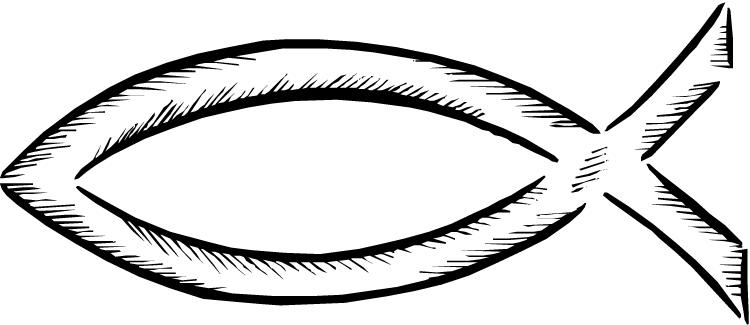 Christian Fish Clipart
