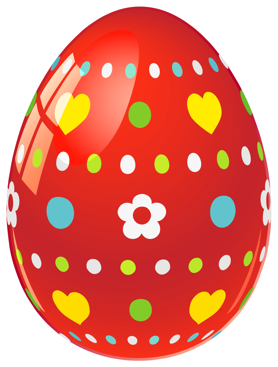 Easter Egg Picture - ClipArt Best
