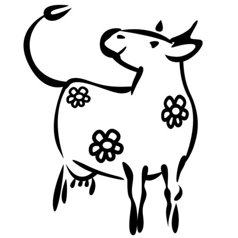 Cow Images Stock Photos amp Vectors  Shutterstock
