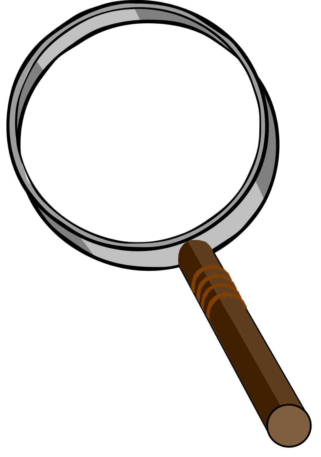 22 detective clipart magnifying glass . Free cliparts that you can ...