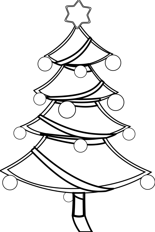 Christmas Line Clipart - ClipArt Best