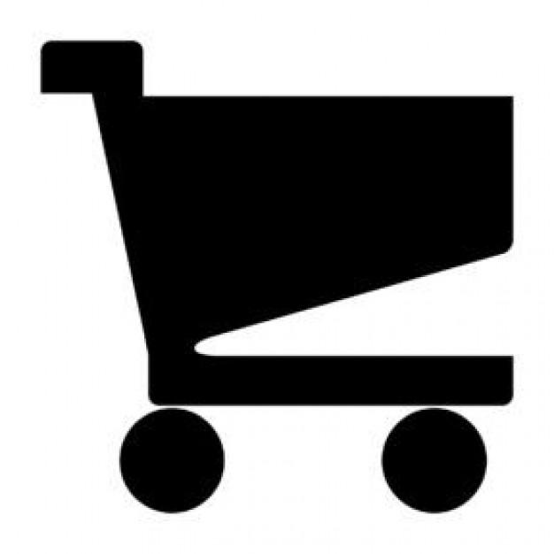 Shopping Cart Symbol - ClipArt Best