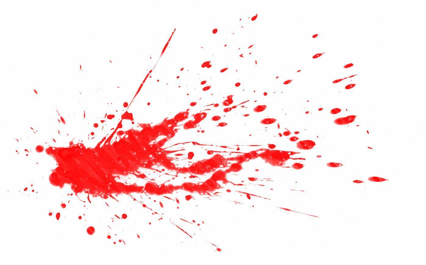 Paint Floor Splatters