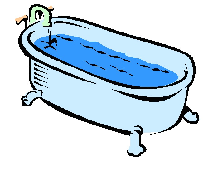 Bubble Bath Clip Art - ClipArt Best