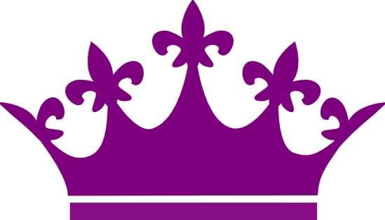 Purple Crown Clipart Purple Tiara Clipart