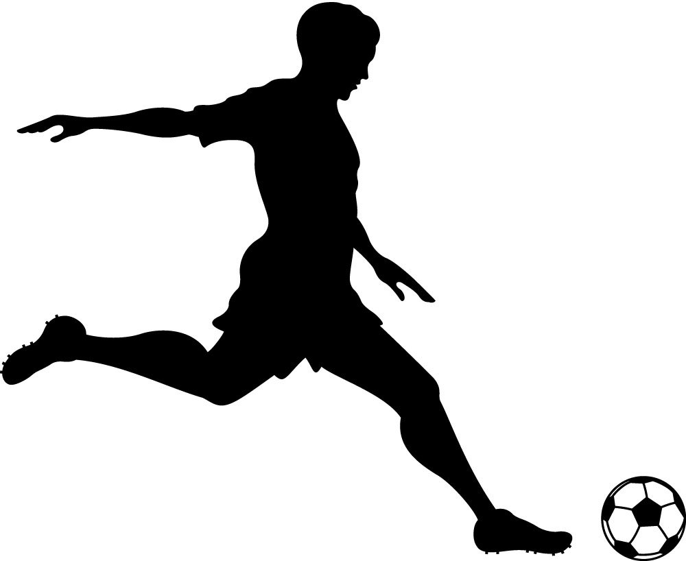 Soccer Player Images - ClipArt Best