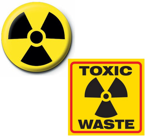 toxic waste sign - 474×442
