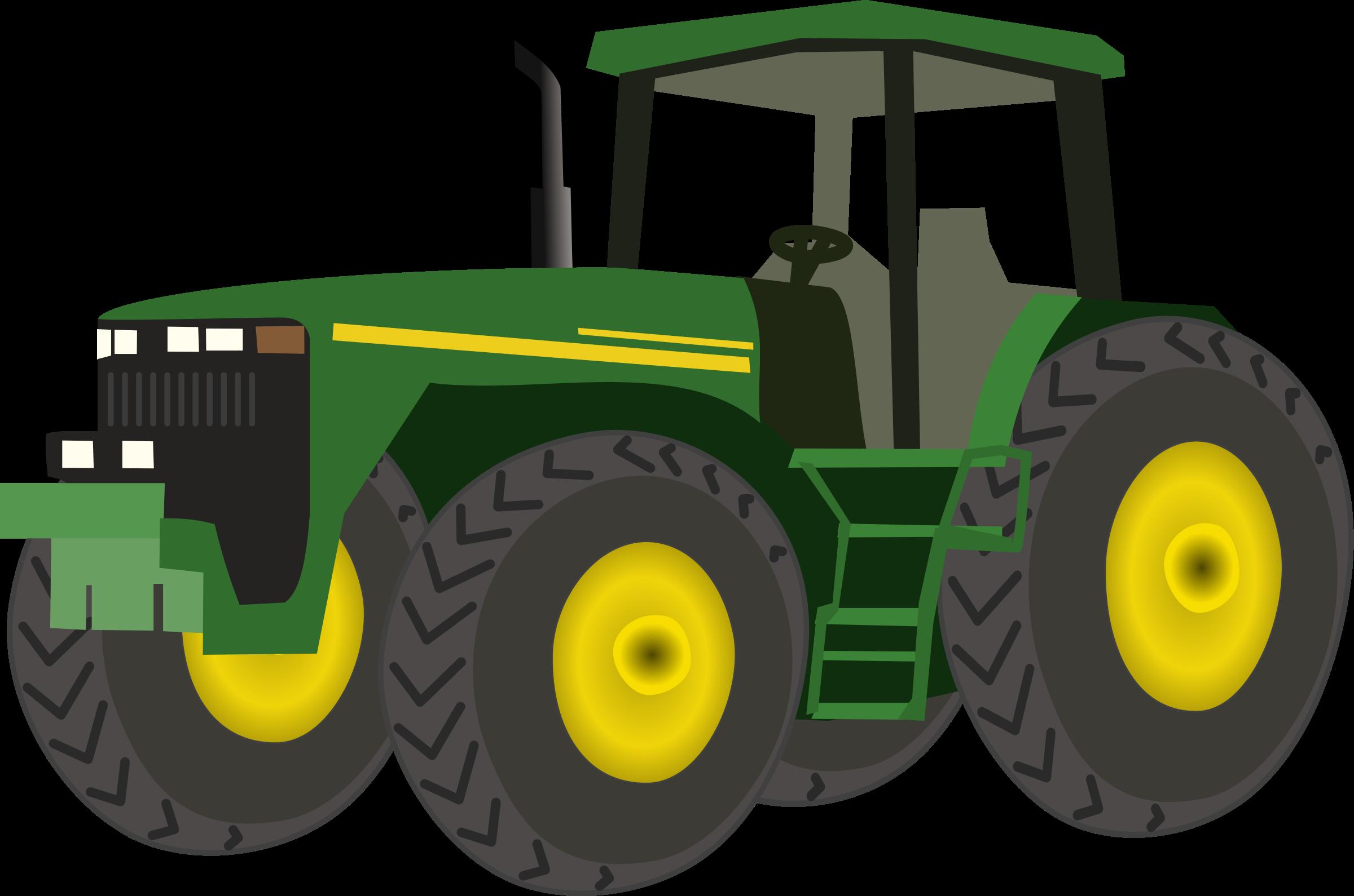 tracter clipart best john deere tractors clip art images free john deere tractor clipart black white