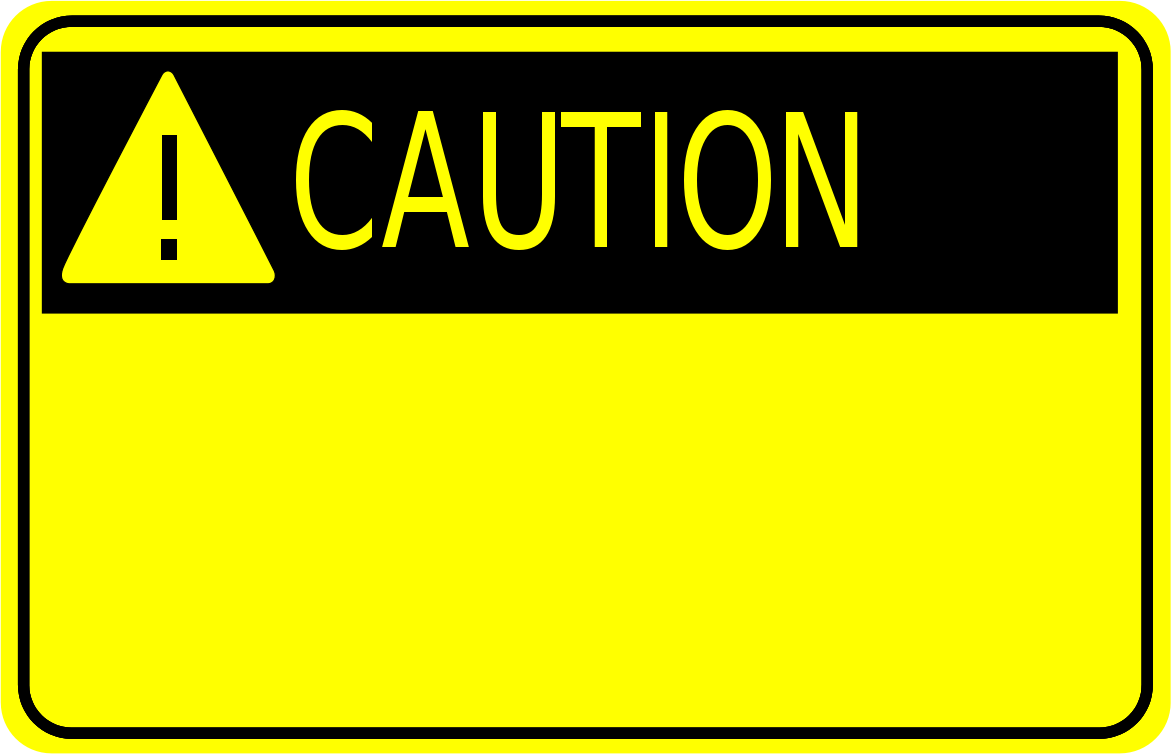 38 caution sign font . Free cliparts that you can download to you ...
