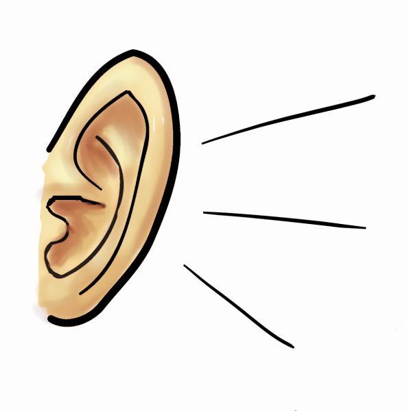 clipart good listener - photo #45