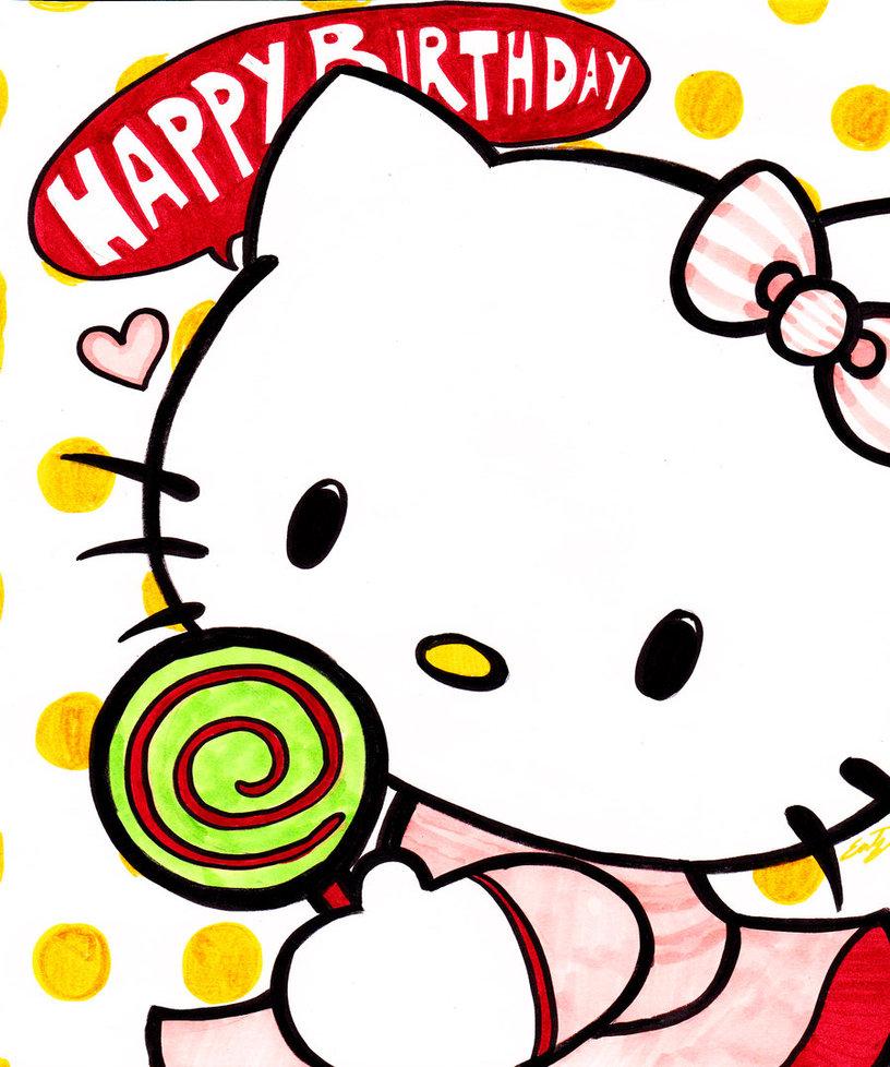 Hello Kitty Birthday Clipart Birthday Hello Kitty Clipart