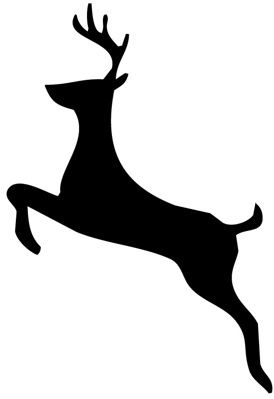 Animal Silhouettes - ClipArt Best