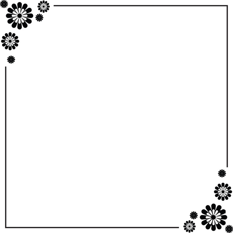Line Art Border Designs : Simple border designs clip art clipart best