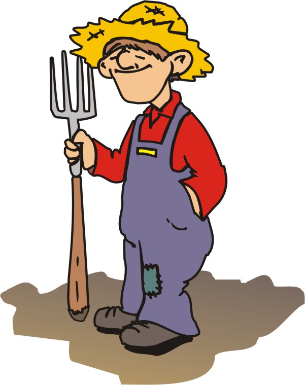 Cartoon Farmer - ClipArt Best