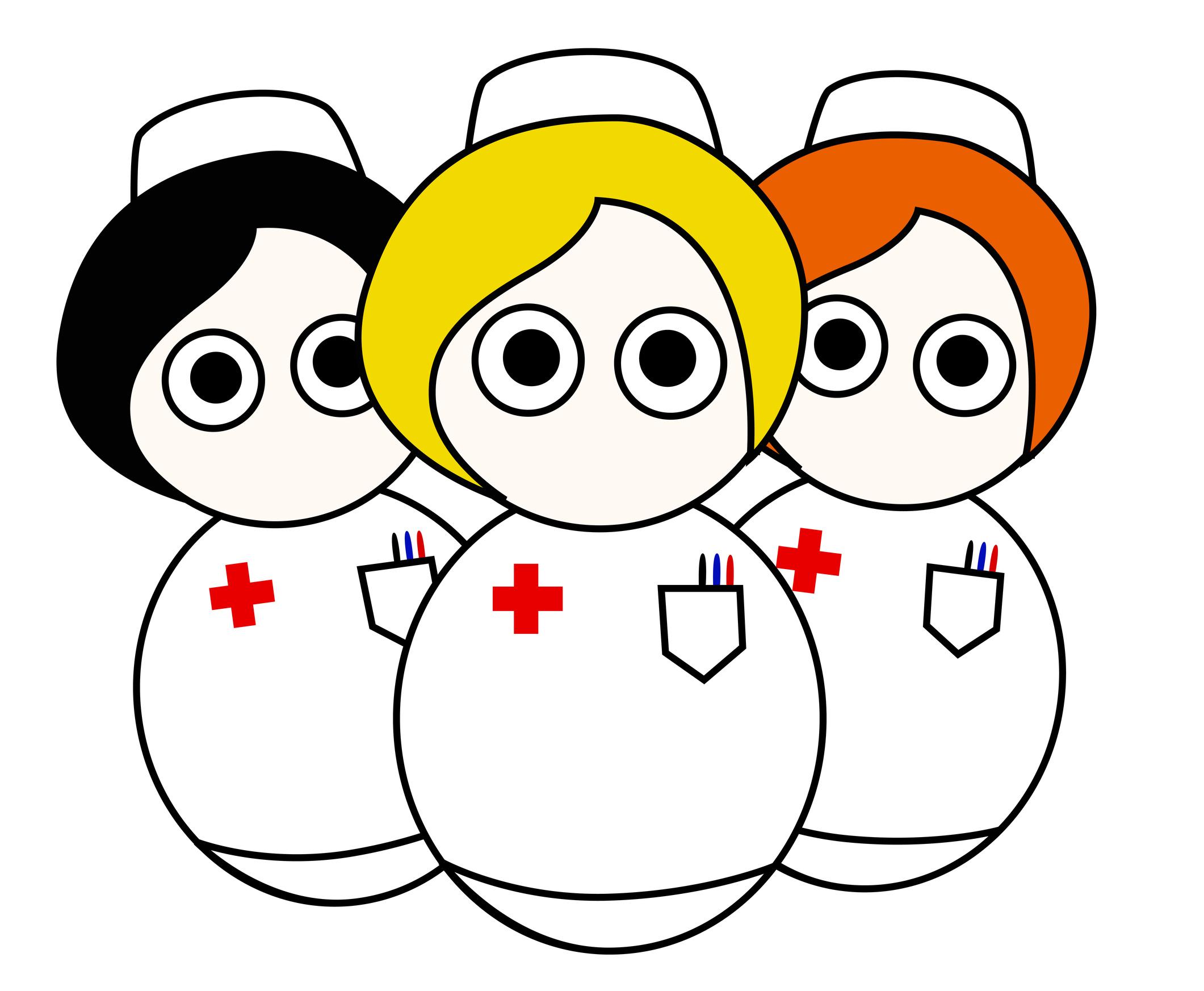 clip art cartoon nurse - photo #23