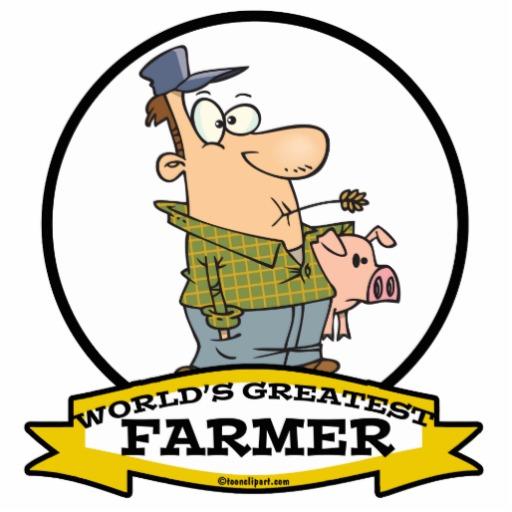 Cartoon Farmer Clipart Best