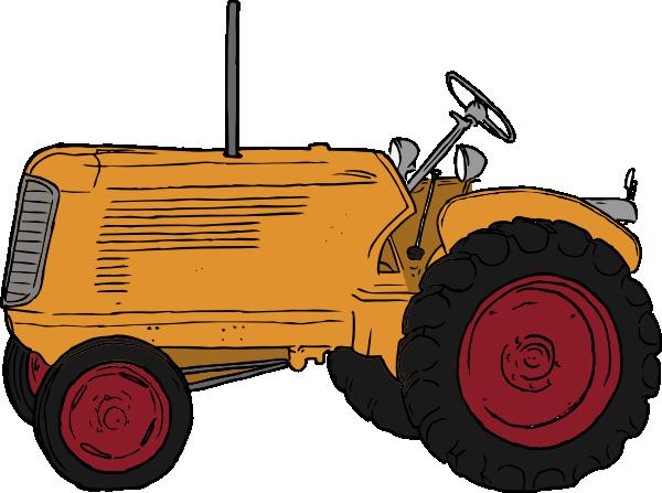 Cartoon Tractors | lol-rofl.com
