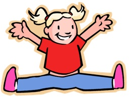 Jumping for Joy, MicroSoft Office Clip Art « Delightfully ...