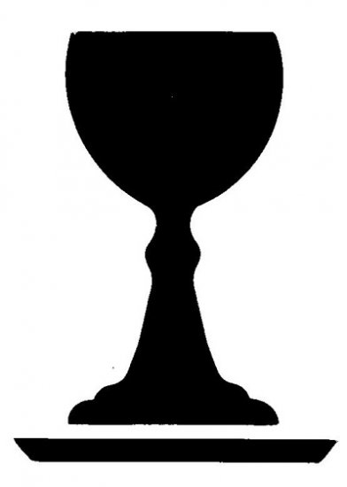 Chalice Template Clipart Best