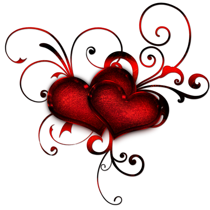 Photos Of Red Hearts - ClipArt Best