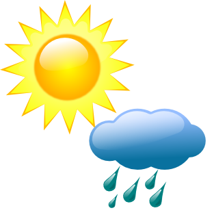 Sunny Weather Symbol - ClipArt Best