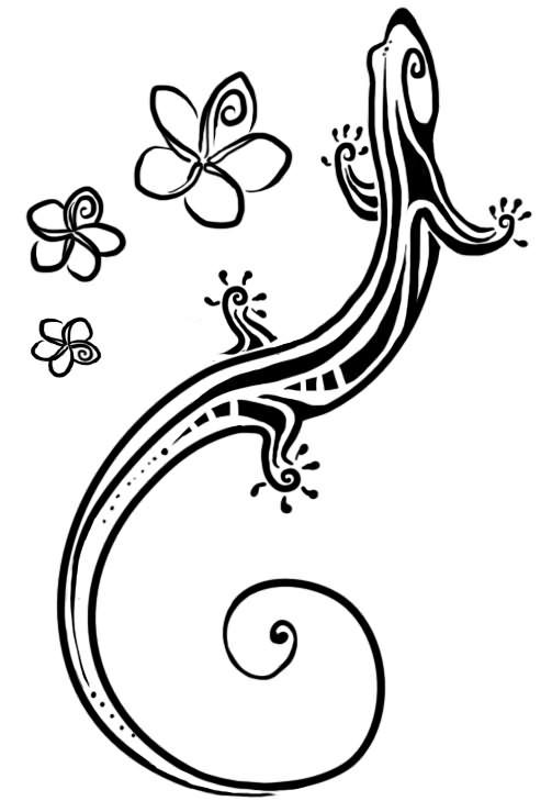 Aztec Flower Tattoos ClipArt Best