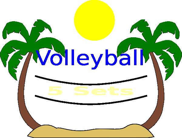Beach Volleyball Clipart - ClipArt Best