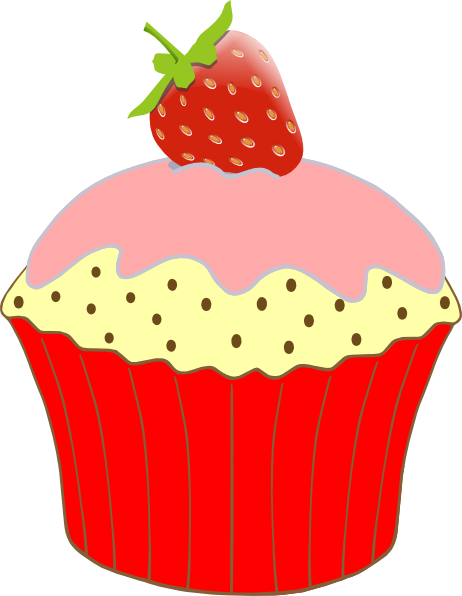 Cupcake Animated Images : Cartoon Cupcake Clipart - ClipArt Best