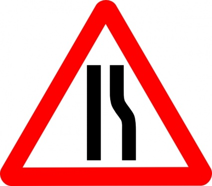 Road Sign Symbols - ClipArt Best