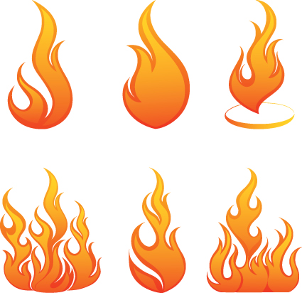 Different Flames icons design vector 02 - Other Icons free download: www.clipartbest.com/flame-fire-cartoon