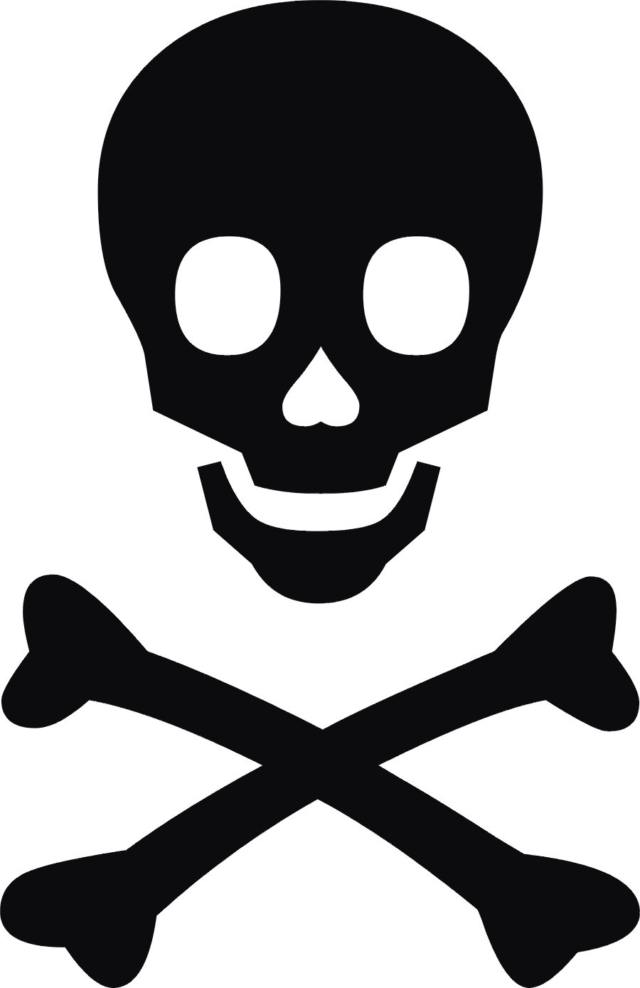 Baby Skull And Crossbones Babble